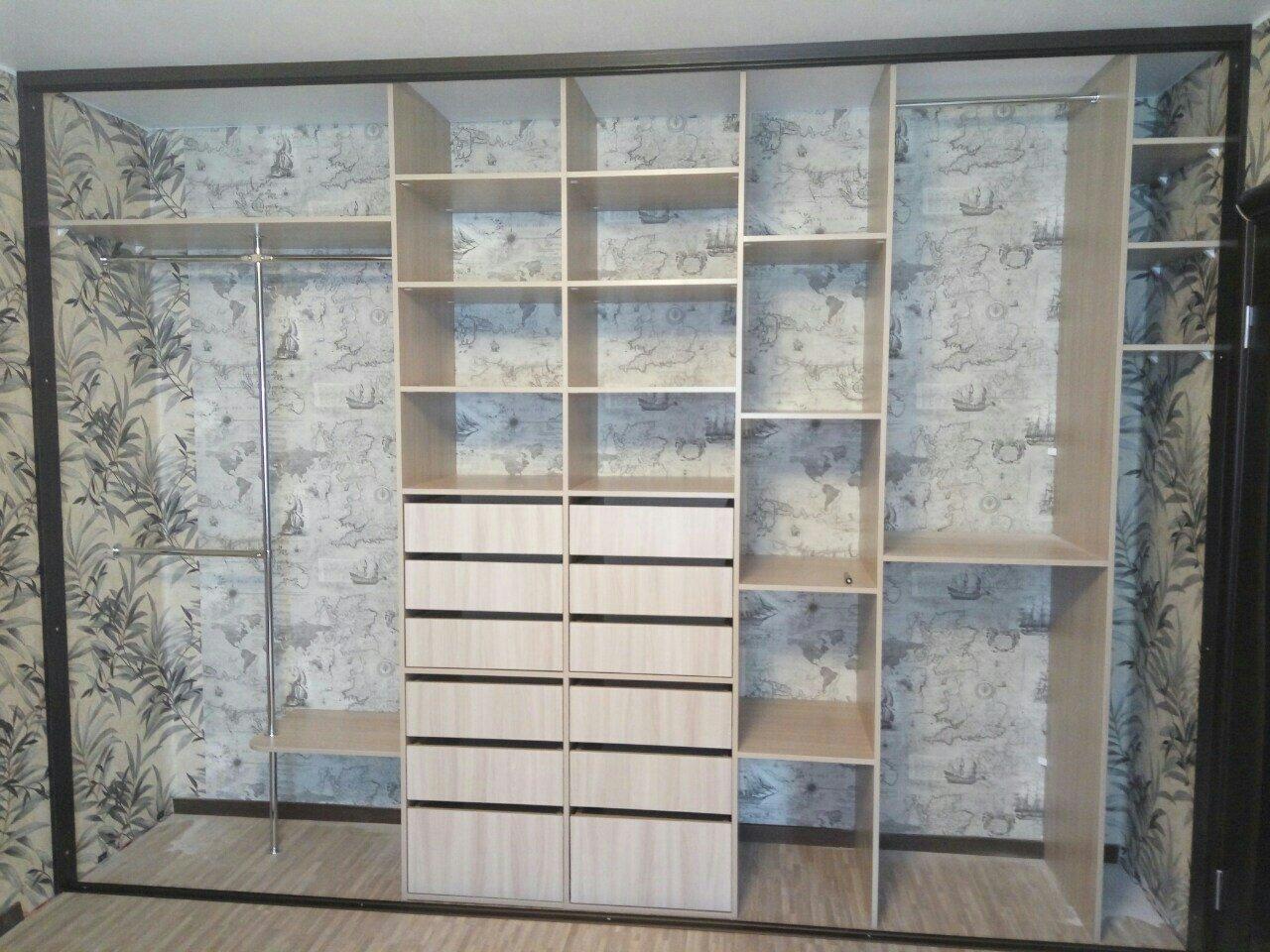 встроенные шкафы картинки